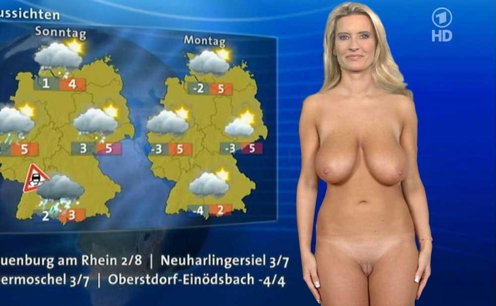Claudia Kleinert Nackt. Fotografie - 33