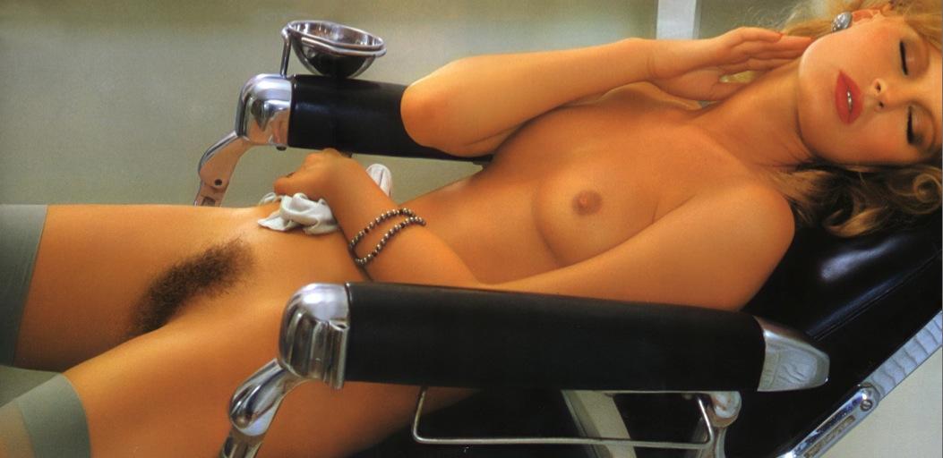 Клаудиа Найдиг голая. Фото - 1