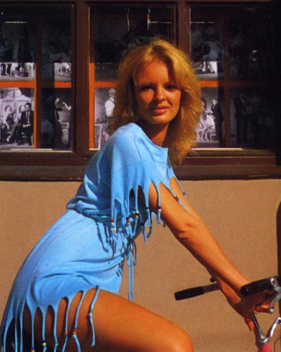 Клаудиа Найдиг голая. Фото - 4