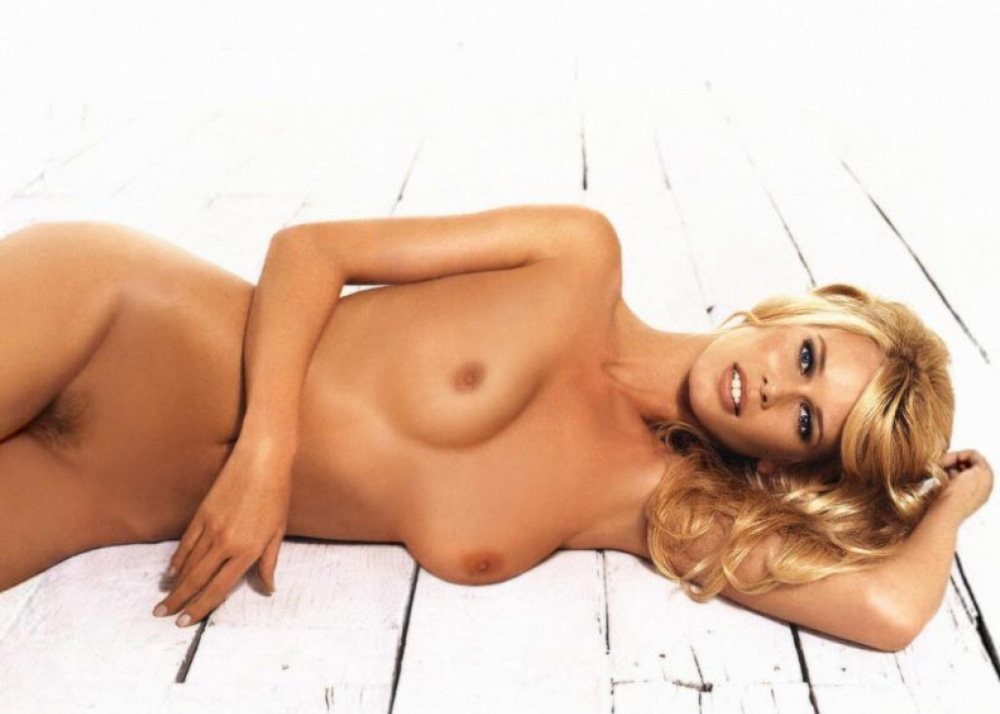 Helena christensen nude with claudia schiffer and eva herzigova