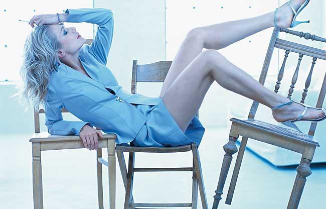 Клодин Уайлд голая. Фото - 4