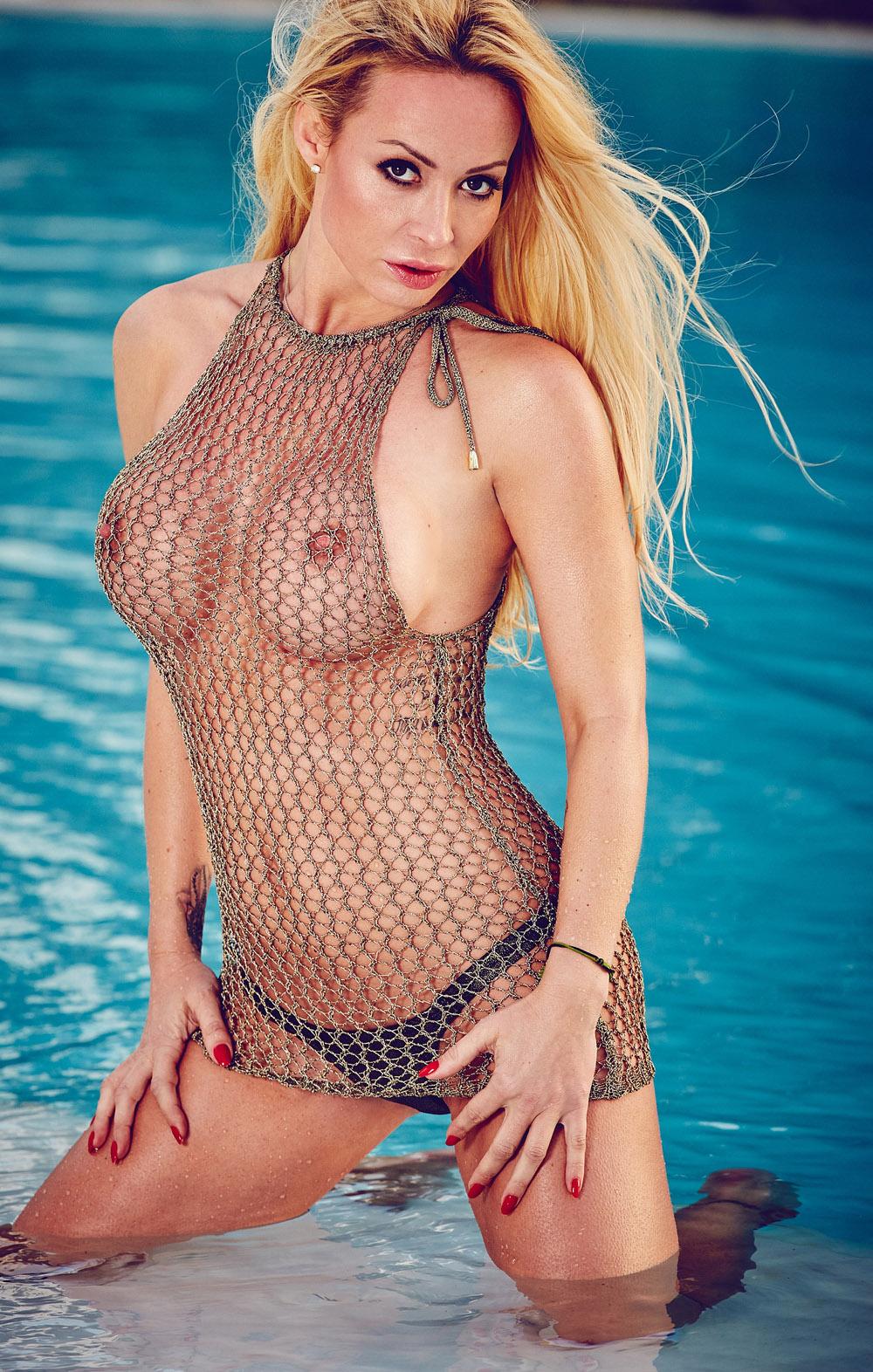 Кора Шумахер голая. Фото - 61