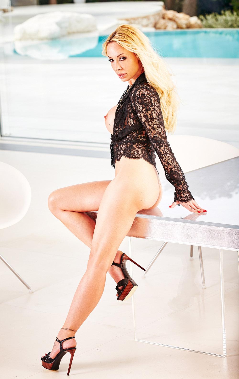 Кора Шумахер голая. Фото - 64