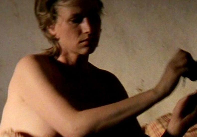 Коринна Харфух голая. Фото - 19