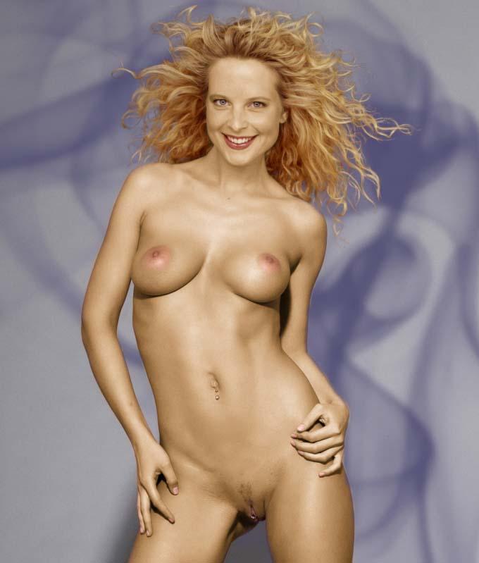 Диана Амфт голая. Фото - 17