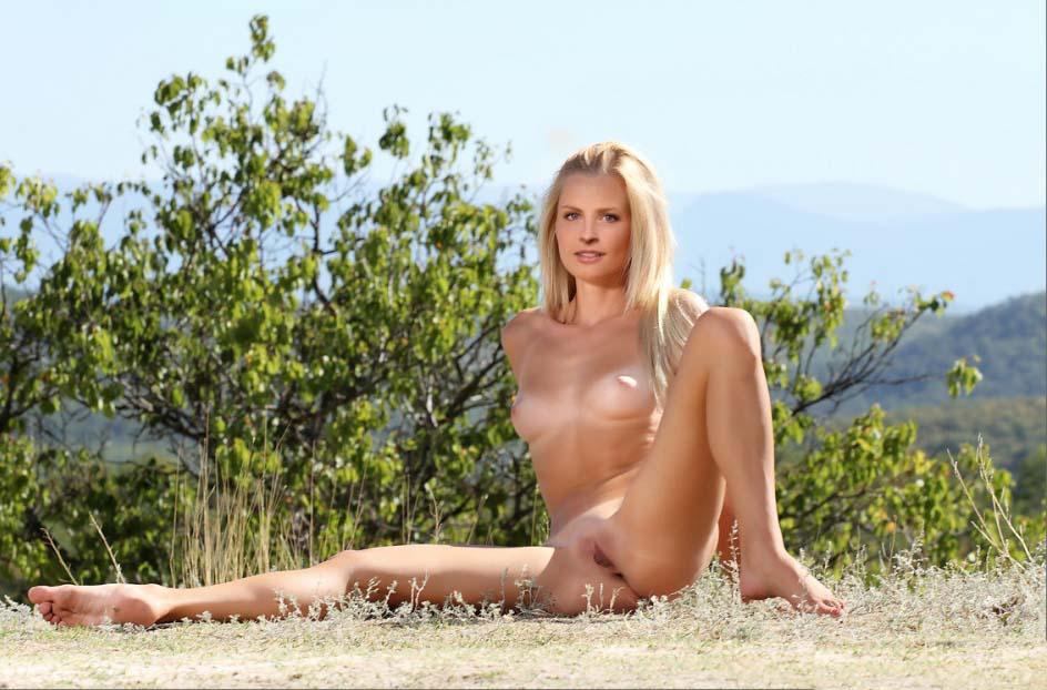 Диана Амфт голая. Фото - 18