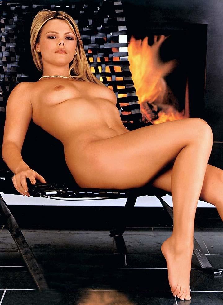 Диана Херольд голая. Фото - 1