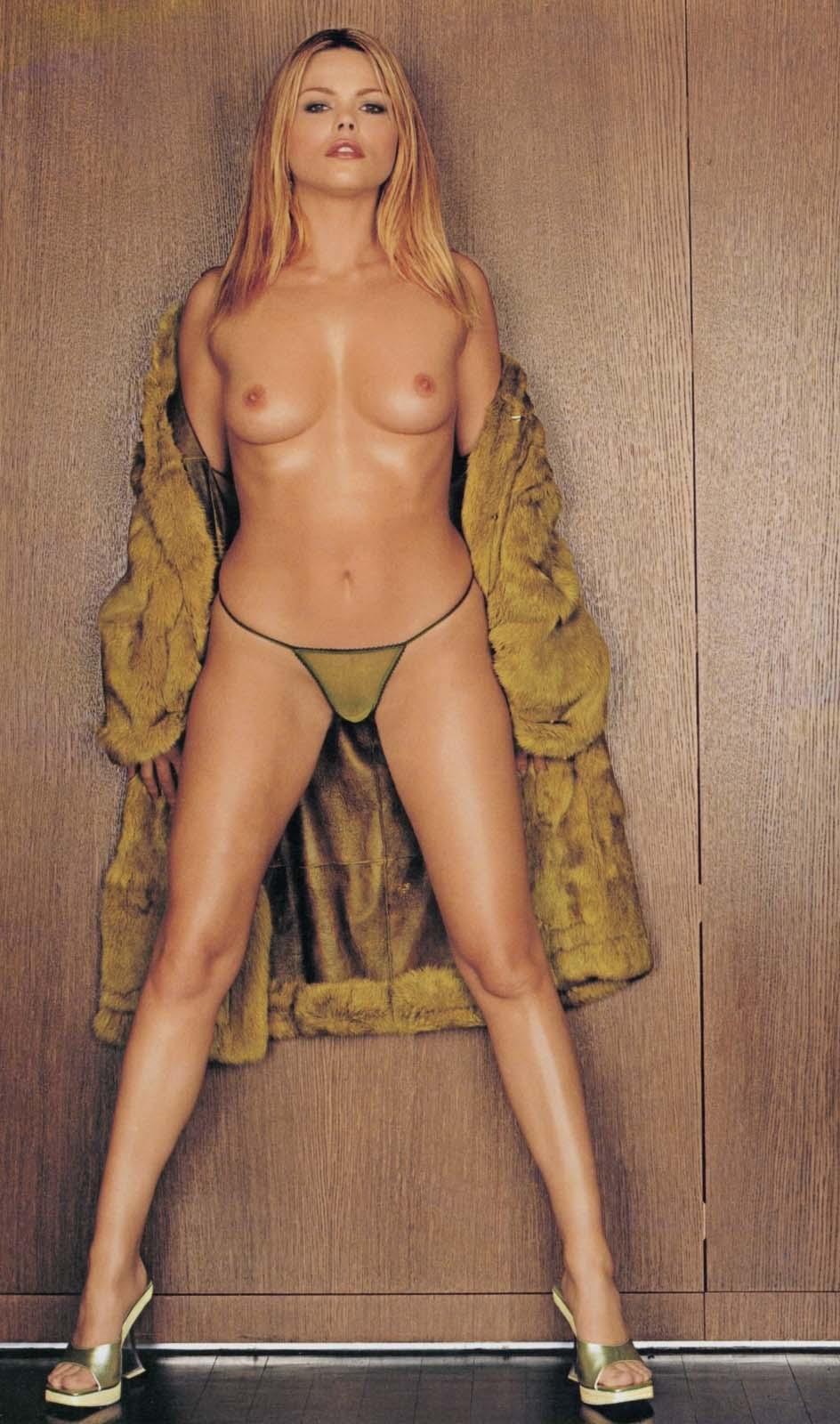 Диана Херольд голая. Фото - 2