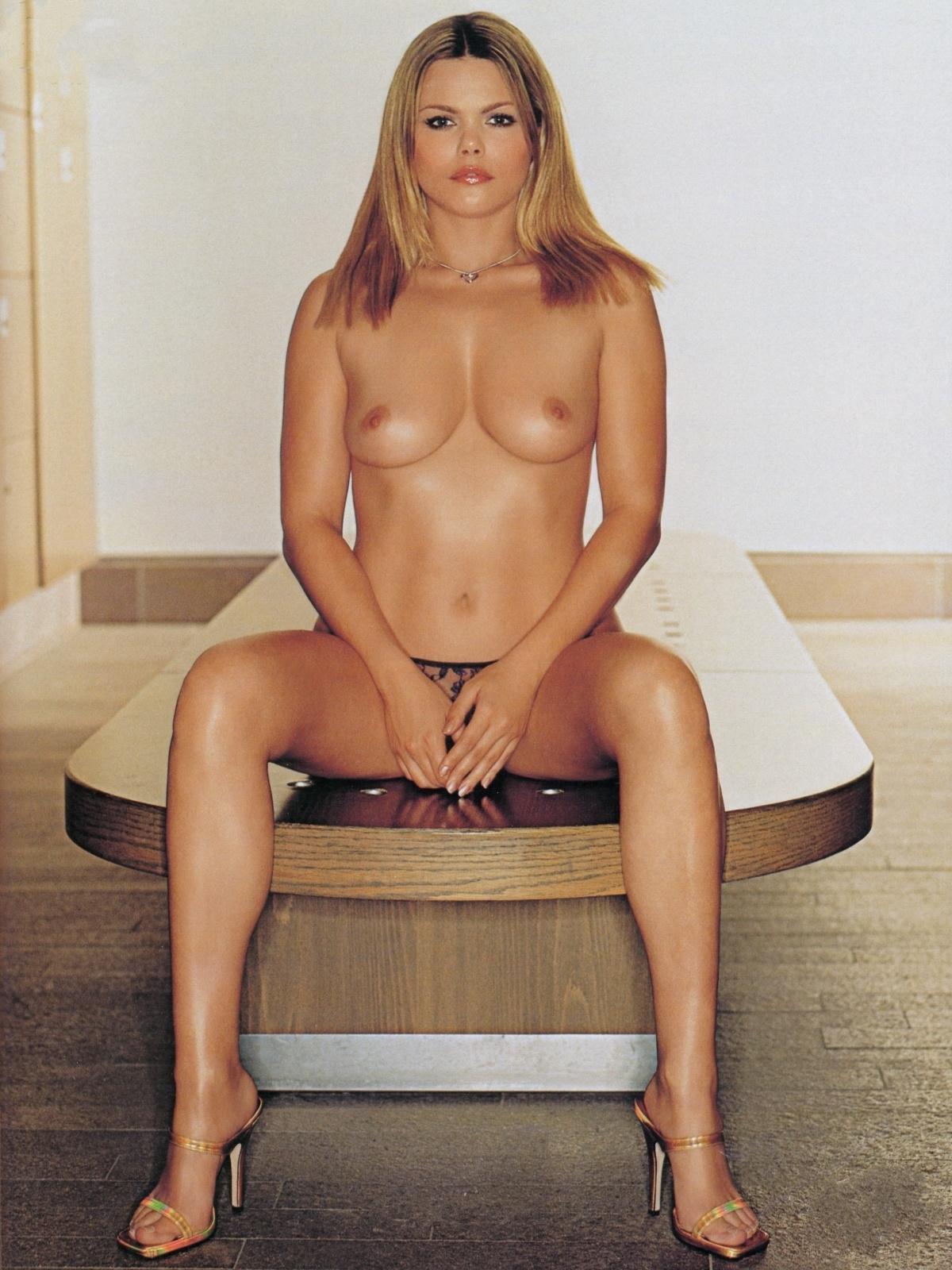 Диана Херольд голая. Фото - 6