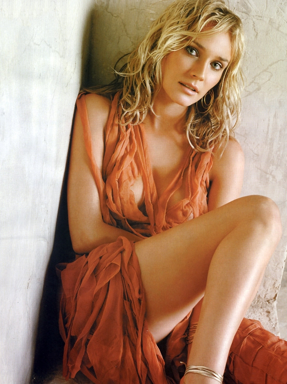 Diane Kruger nude. Photo - 14