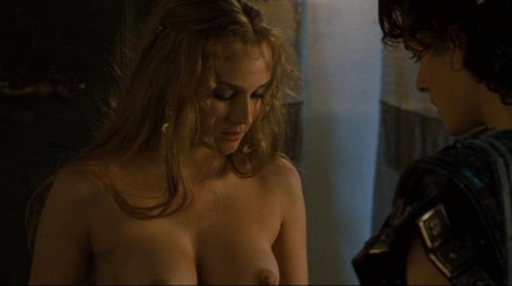 Diane Kruger nude. Photo - 19