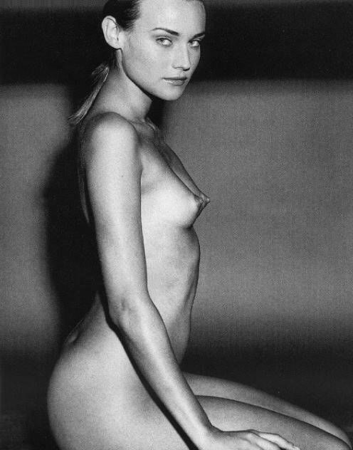Diane Kruger nude. Photo - 2