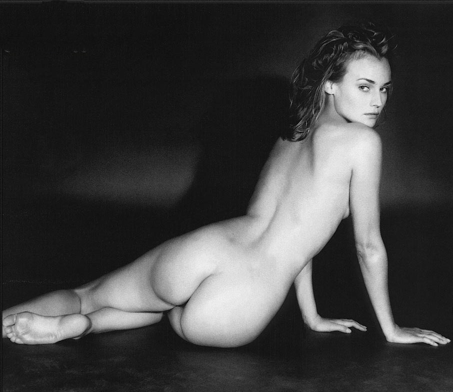 Diane Kruger nude. Photo - 23