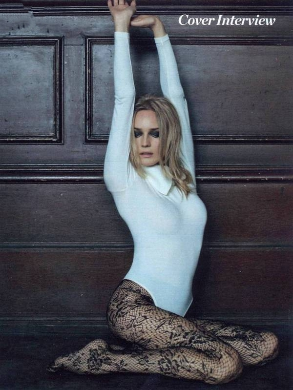 Diane Kruger nude. Photo - 46