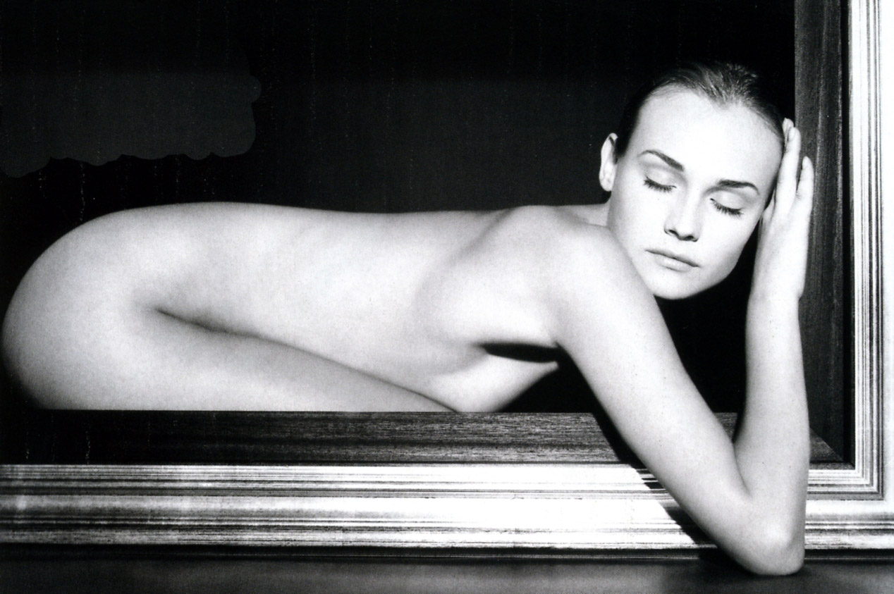 Diane Kruger nude. Photo - 6