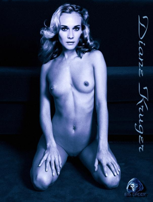 Diane Kruger nude. Photo - 75