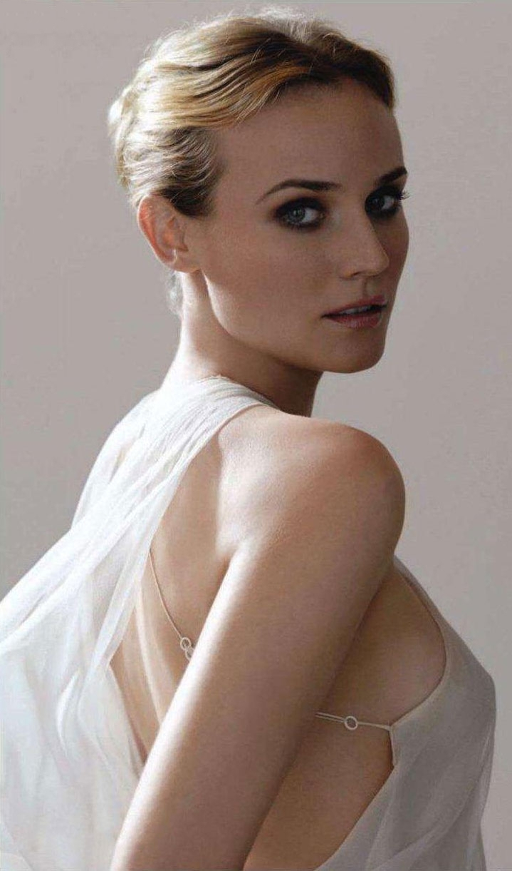 Diane Kruger nude. Photo - 8