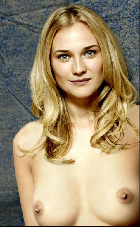 Diane Kruger nude. Photo - 82