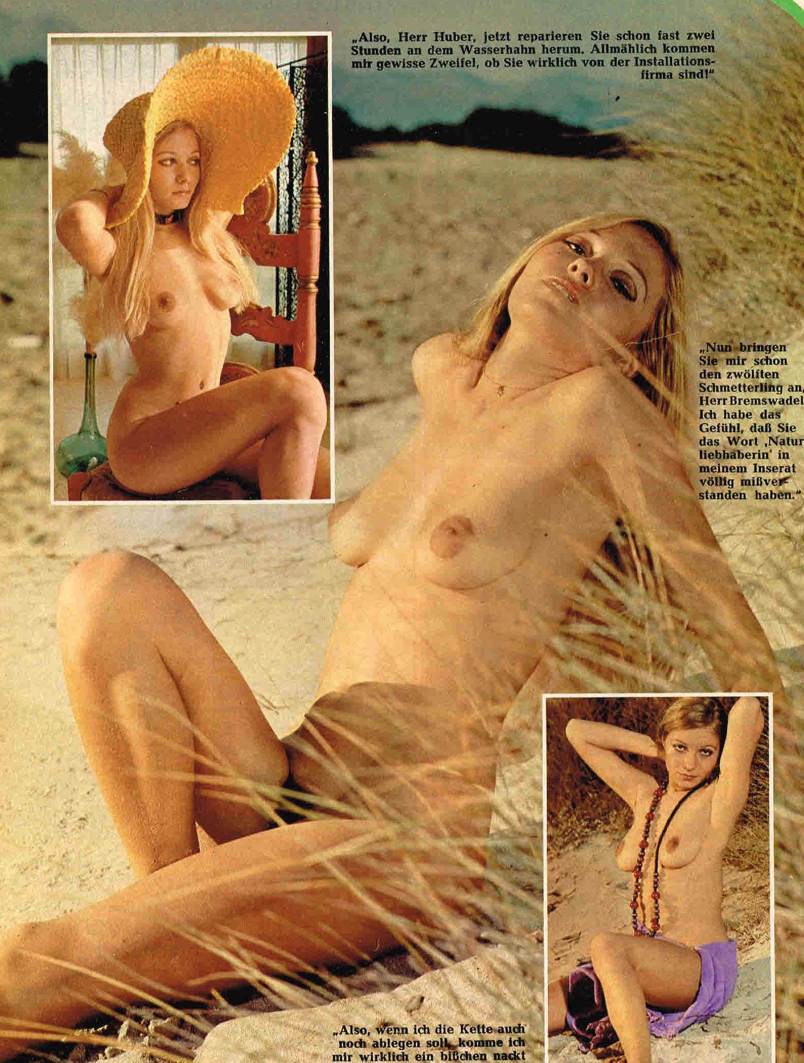 Дорит Хенке голая. Фото - 107