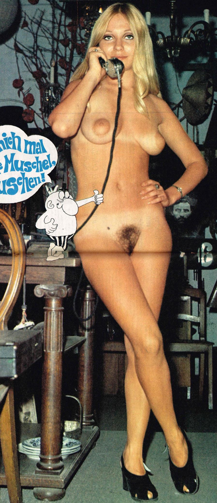 Дорит Хенке голая. Фото - 110