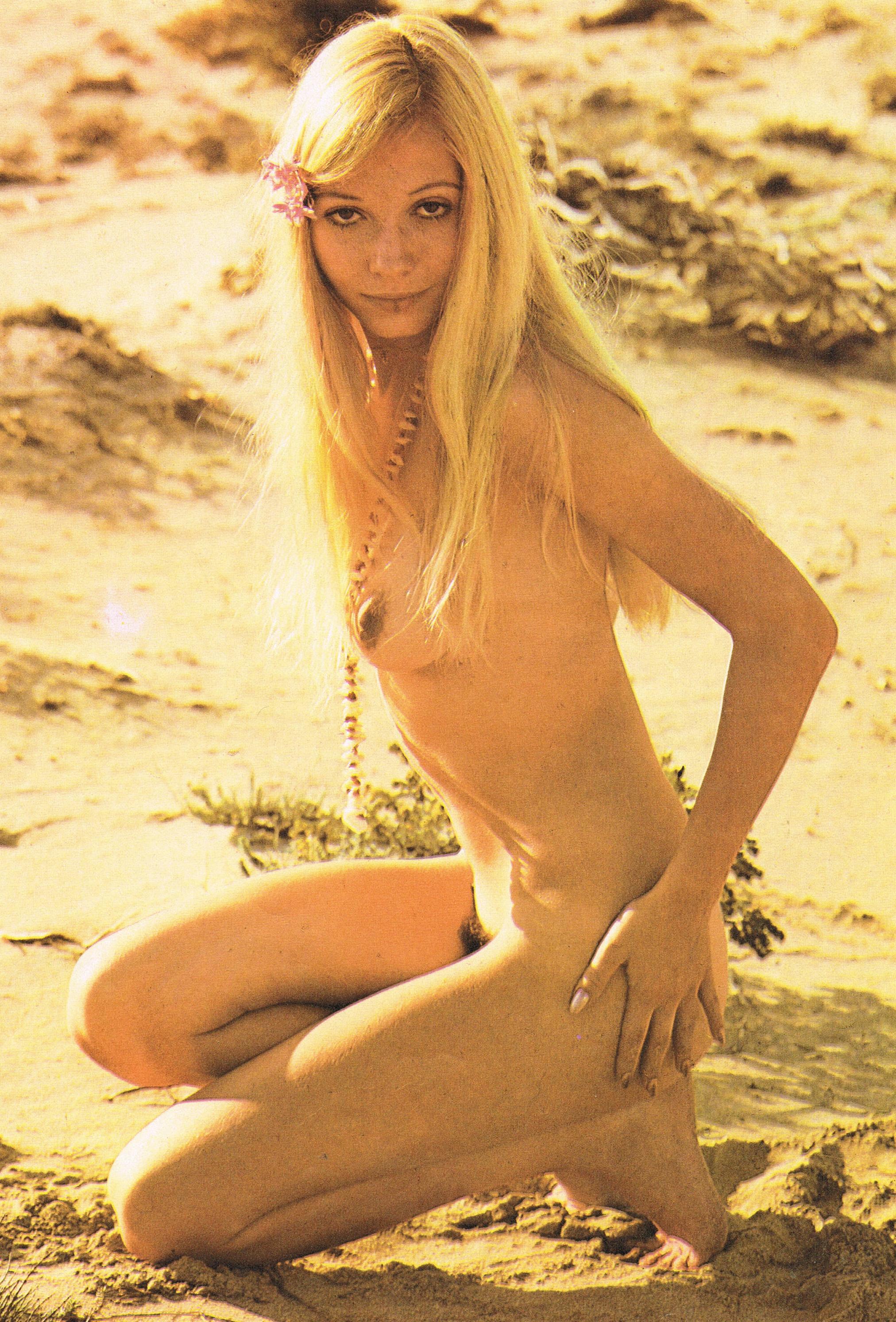 Дорит Хенке голая. Фото - 112
