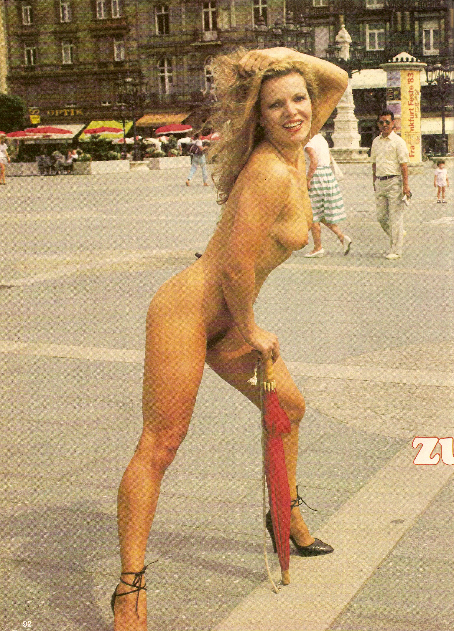Элеонора Мельцер голая. Фото - 28