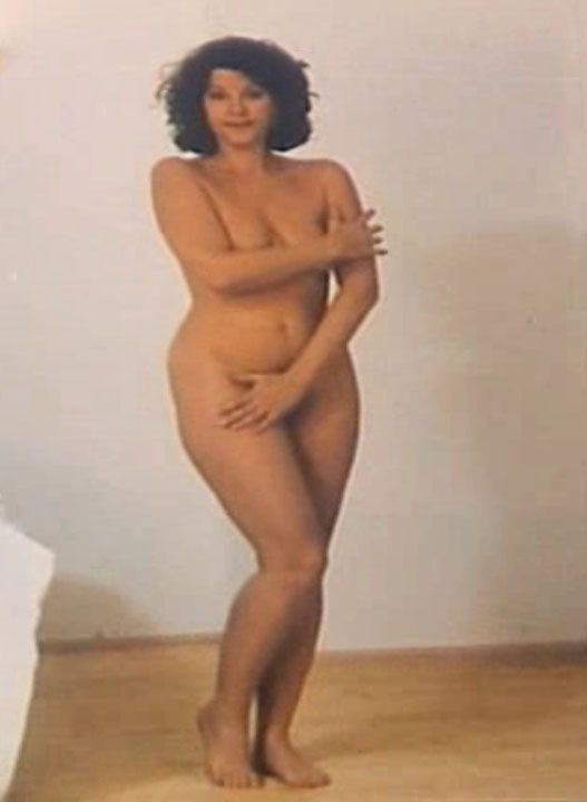 Эльфи Эшке голая. Фото - 2