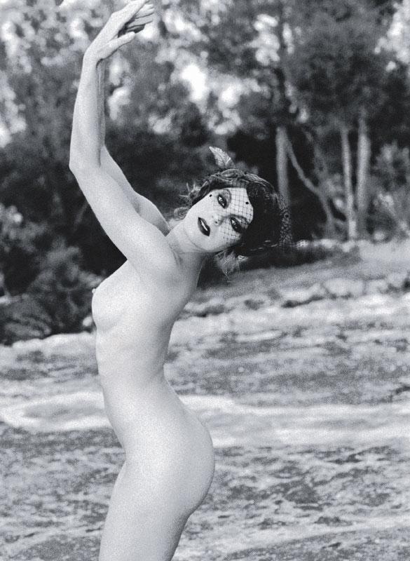Эльке Винкенс голая. Фото - 1