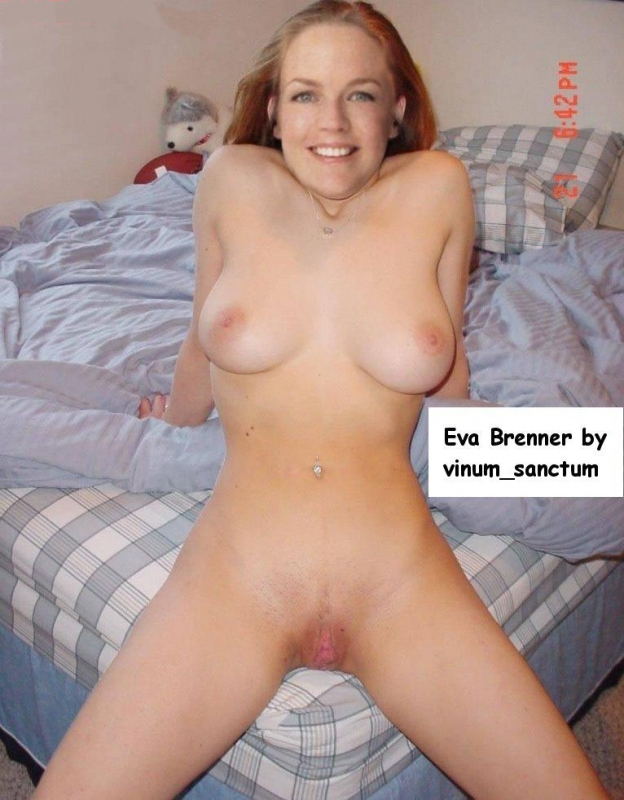 Eva Brenner Nackt. Fotografie - 1