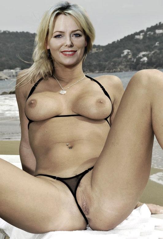 Ева Херман голая. Фото - 17