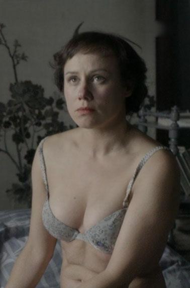 Ева Лёбау голая. Фото - 2
