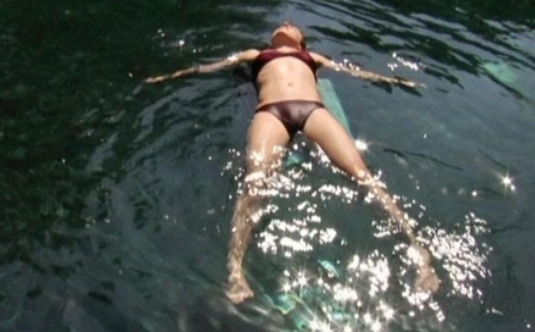 Ева Лёбау голая. Фото - 23