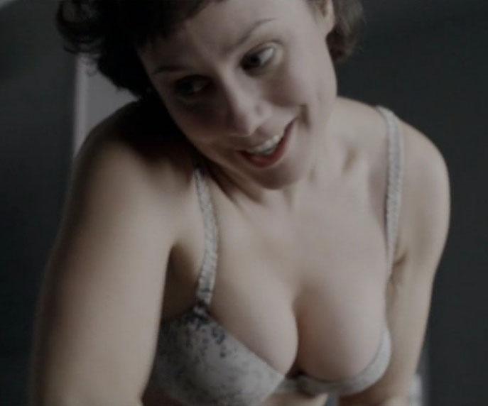 Ева Лёбау голая. Фото - 4