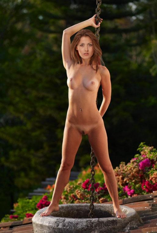 Фиона Эрдманн голая. Фото - 3