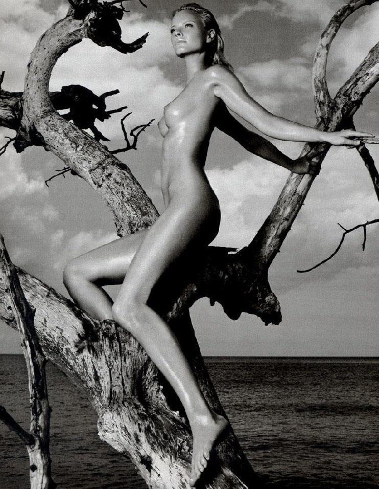 Франциска Кнуппе голая. Фото - 1
