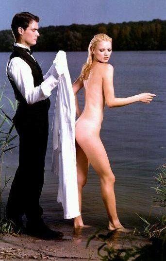 Франциска Кнуппе голая. Фото - 11