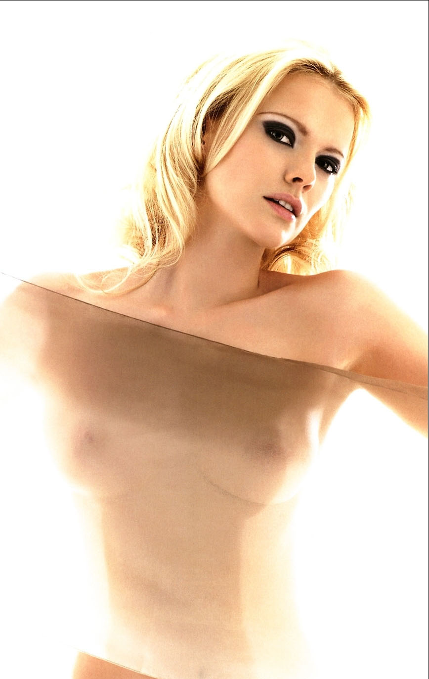 Франциска Кнуппе голая. Фото - 23