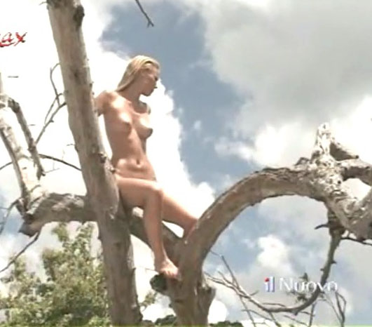 Франциска Кнуппе голая. Фото - 27
