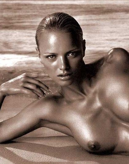 Франциска Кнуппе голая. Фото - 5