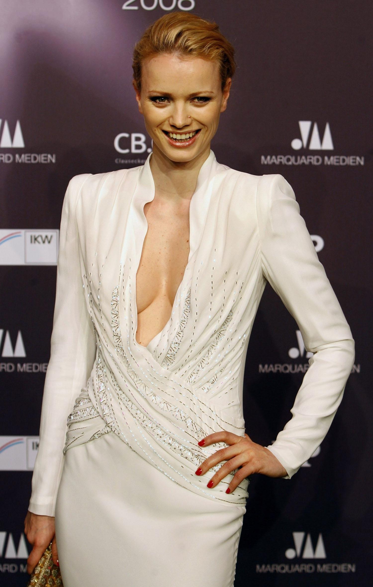 Франциска Кнуппе голая. Фото - 7