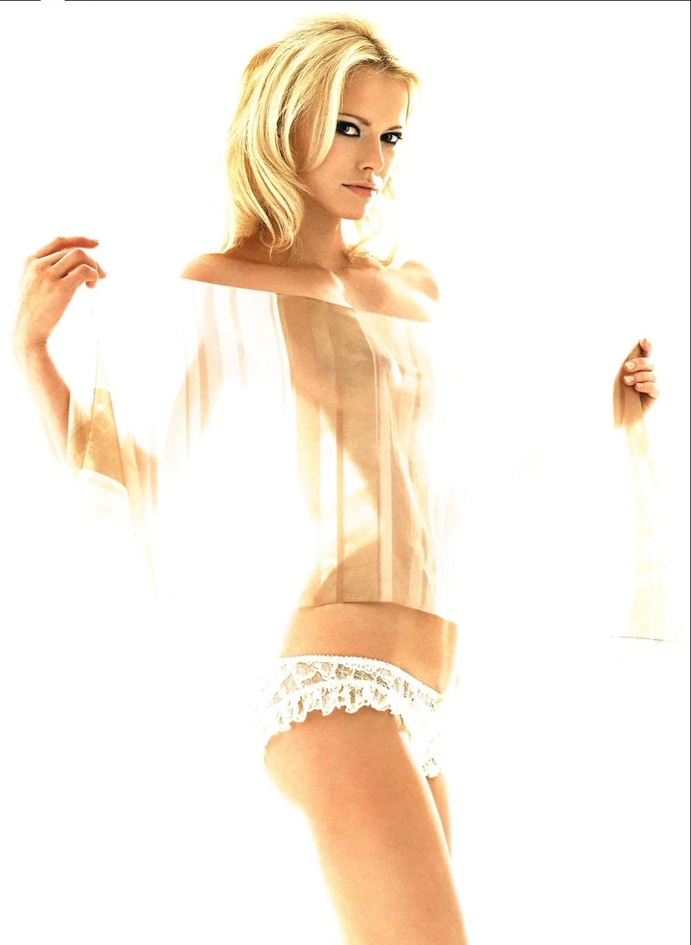 Франциска Кнуппе голая. Фото - 8