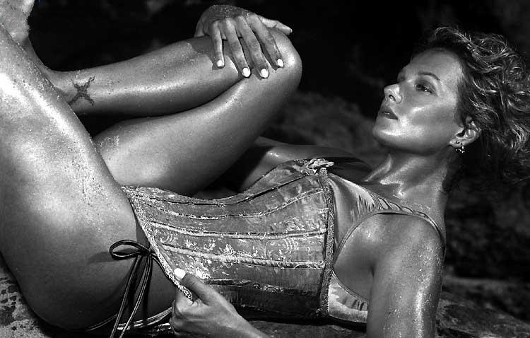 Franziska van Almsick Nackt. Fotografie - 36