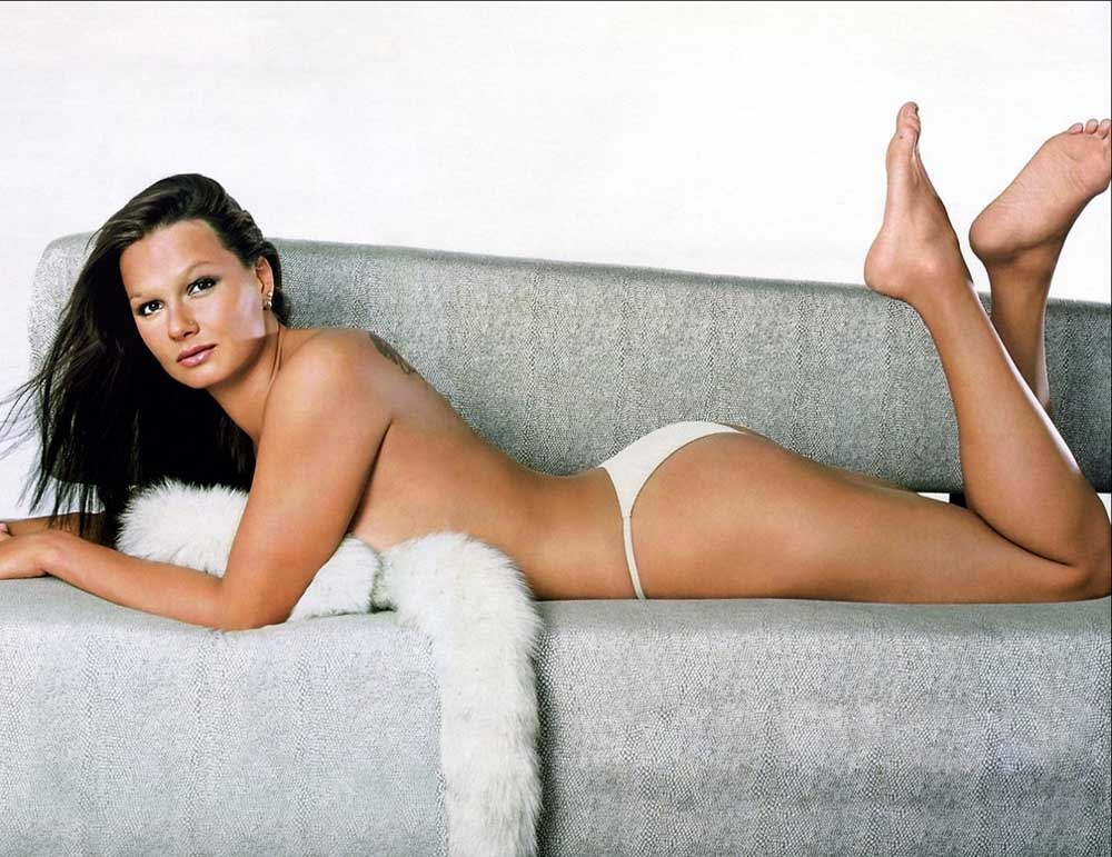 Franziska van Almsick Nackt. Fotografie - 52