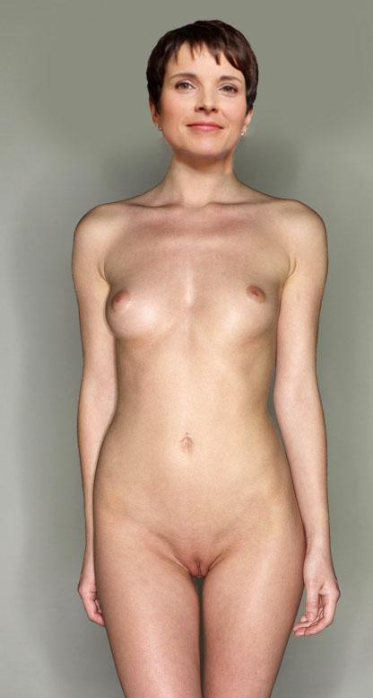 Фрауке Петри голая. Фото - 7