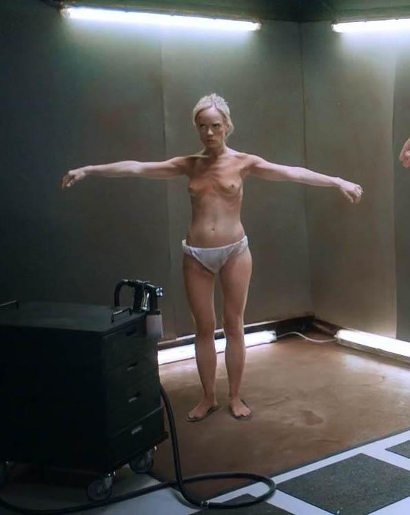 Фридерике Кемптер голая. Фото - 2