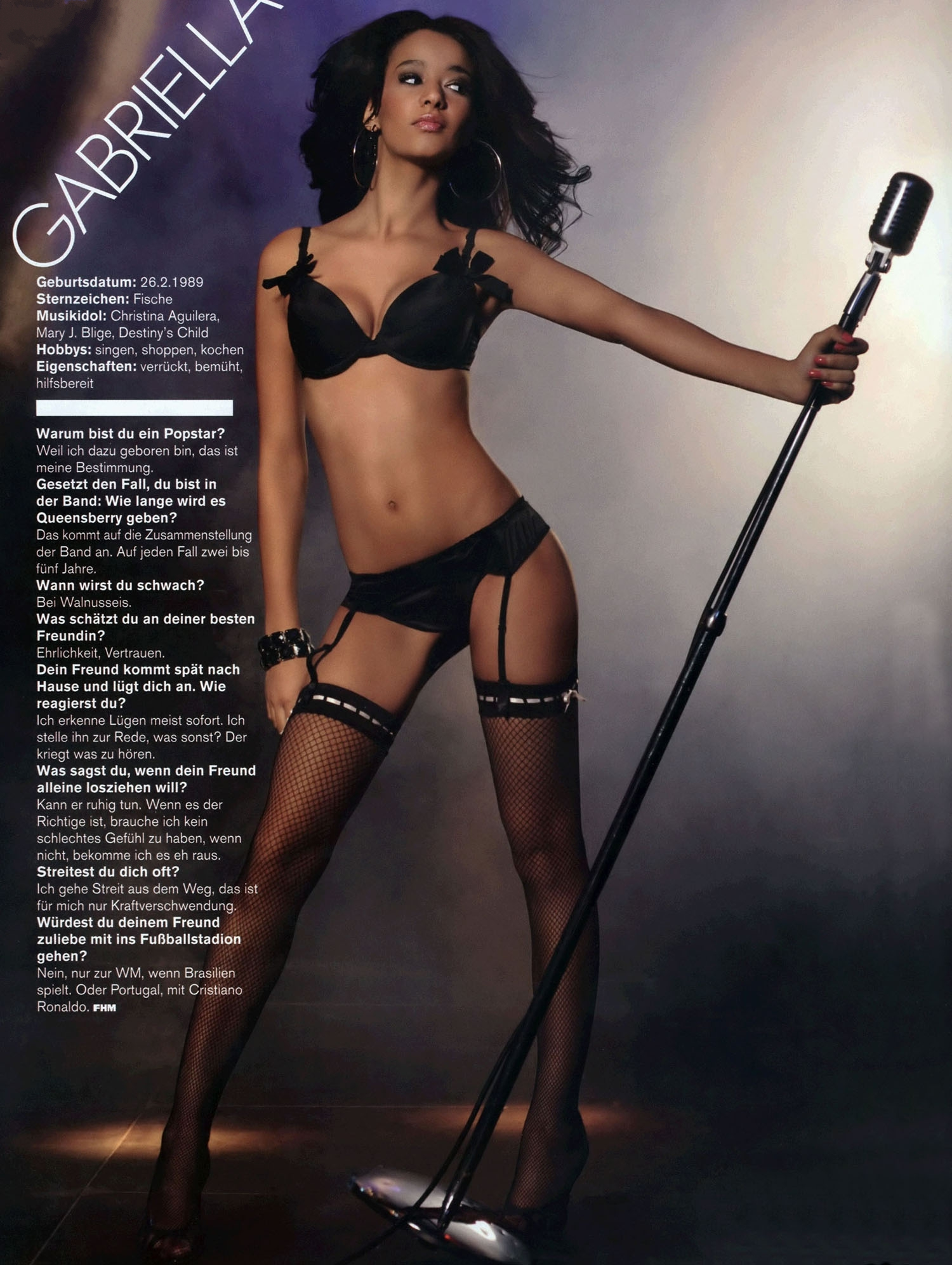 Gabriella De Almeida Rinne Nude » SexyStars.online