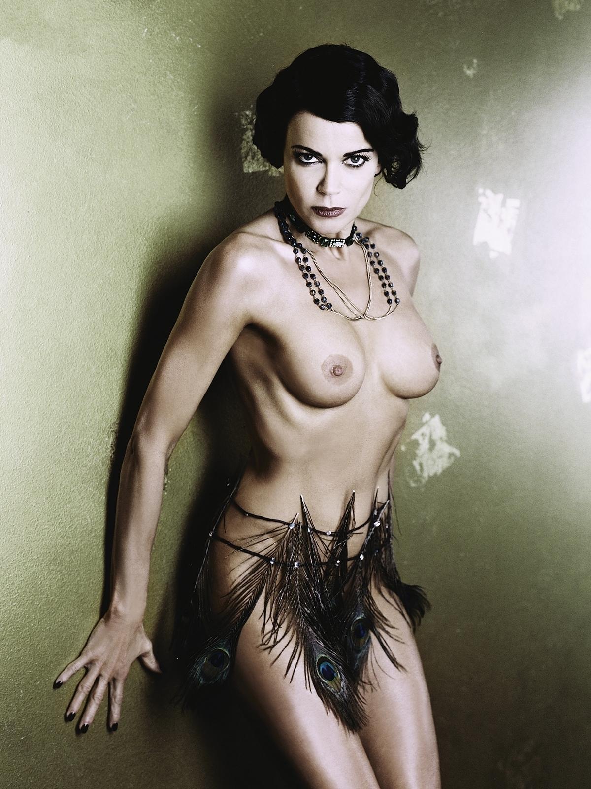 Герит Клинг голая. Фото - 2