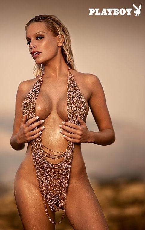 Джина-Лиза Лофинк голая. Фото - 11