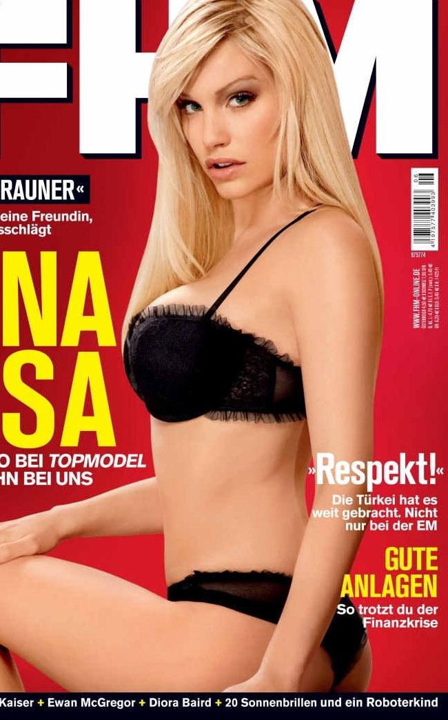 Джина-Лиза Лофинк голая. Фото - 25