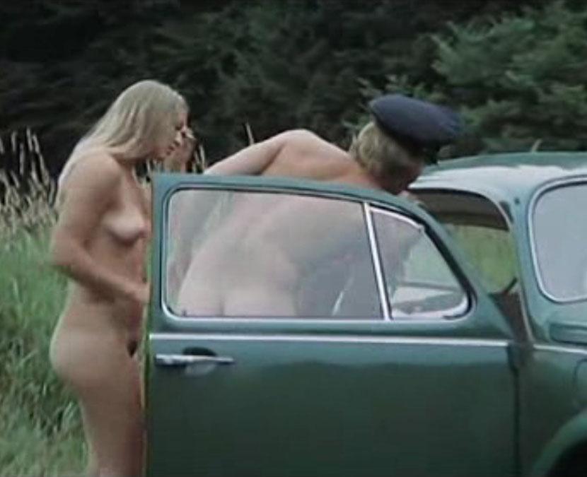 Гизела Шварц голая. Фото - 16